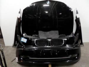 BMW E87 σειρά 1 Lift Καπό εμπρός κομπλέ μαύρο