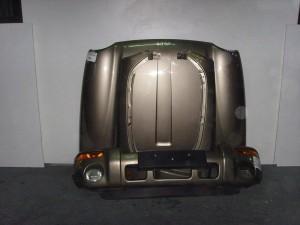Chrysler jeep cherokee 02-08 μετόπη εμπρός κομπλέ χρυσαφί