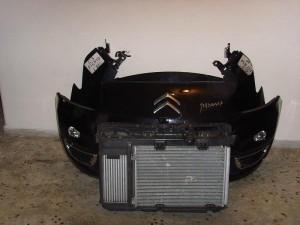 Citroen c3 picasso 09 Καπό εμπρός κομπλέ μαύρο