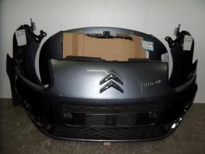 Citroen C3 picasso 2012 Καπό εμπρός κομπλέ ασημί σκούρο