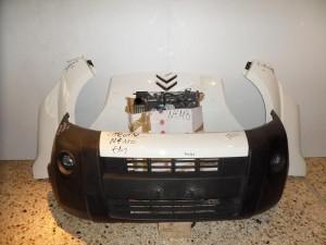 Citroen nemo 2010 Καπό εμπρός κομπλέ λευκό