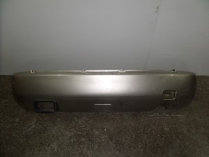 Daihatsu sirion 1998-2004 πίσω προφυλακτήρας χρυσαφί
