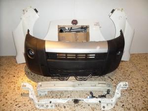 Fiat fiorino 2010 Καπό εμπρός κομπλέ λευκό