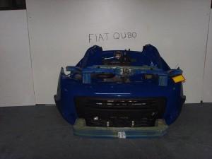 Fiat Qubo 08-11 Καπό εμπρός κομπλέ μπλέ