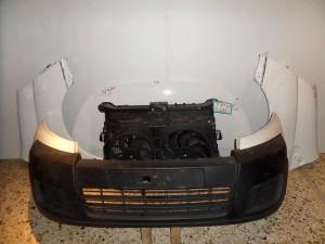 Fiat scudo 07-12 Καπό εμπρός κομπλέ λευκό