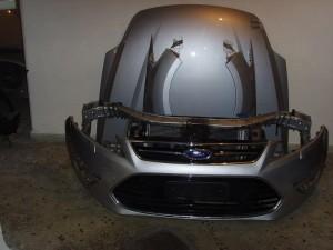 Ford mondeo 2012 Καπό εμπρός κομπλέ ασημί