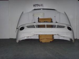 Hyundai H1 98-08 Καπό εμπρός κομπλέ άσπρο