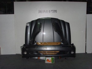 Jaguar X-Type 01-05 Καπό εμπρός κομπλέ μολυβί