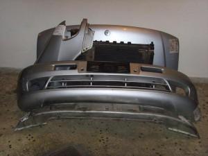 Mercedes vito 638 Καπό εμπρός κομπλέ ασημί