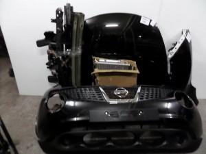 Nissan Juke 2010 Καπό εμπρός κομπλέ μαύρο