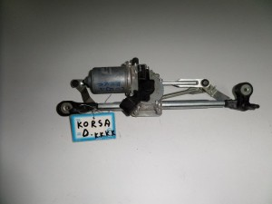 Opel corsa D 06-11 μοτέρ υαλοκαθαριστήρων