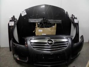 Opel insignia Καπό εμπρός κομπλέ γκρί