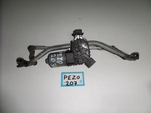 Peugeot 207 06 μοτέρ υαλοκαθαριστήρων