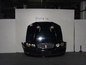 Rover 75 99 Καπό εμπρός κομπλέ μαύρο