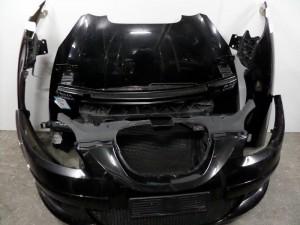 Seat Altea 08 Καπό εμπρός κομπλέ μαύρο
