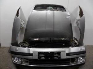 Skoda Octavia 5 Καπό εμπρός κομπλέ ασημί