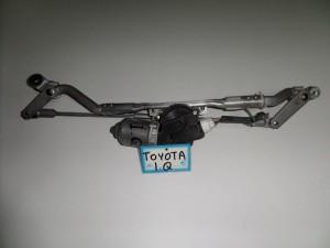 Toyota IQ 09 μοτέρ υαλοκαθαριστήρων