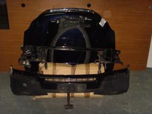 Volvo xc-90 jeep 01-10 μετώπη εμπρός κομπλέ μπλέ