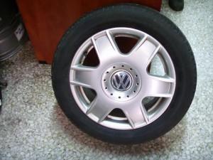 VW golf 04-08 ζαντολάστιχο