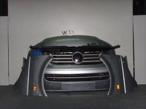 VW Transporter t5 03-10 Καπό εμπρός κομπλέ γαλάζιο