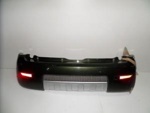 Fiat panda cross 2006-2011 προφυλακτήρας πίσω λαδί