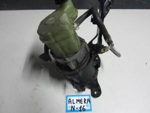 Nissan almera n16 2000 doxeio udravlikou timoniou 300x225 Nissan Almera N16 2000 2006 δοχείο υδραυλικού τιμονιού