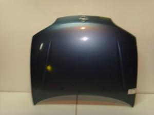 Opel Tigra 1995-2004 καπό εμπρός σκούρο ασημί