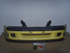 Opel tigra 95-04 προφυλακτήρας εμπρός κίτρινο