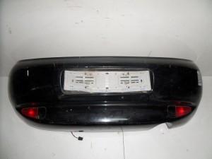 Ford Puma 1998-2002 πίσω προφυλακτήρας μαύρος
