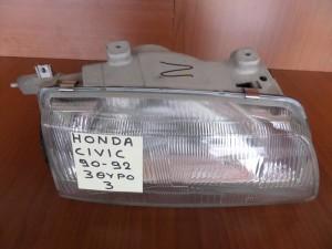 Honda civic 3θυρο 1990-1992 φανάρι εμπρός δεξί