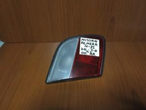 Nissan Almera N15 1996-1998 3θυρο-5θυρο πίσω φανάρι εσωτερικό