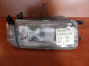 Toyota corolla E82 1983-1987 φανάρι εμπρός αριστερό