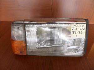 Volvo 240/260 1980-1985 φανάρι εμπρός δεξί