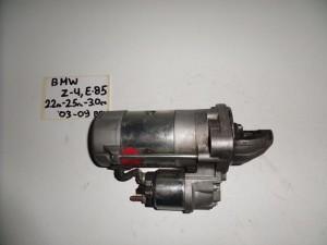 BMW Z4 E85 2003-2009 2.2, 2.5 kai 3.0cc 03-09 βενζίνη μίζα