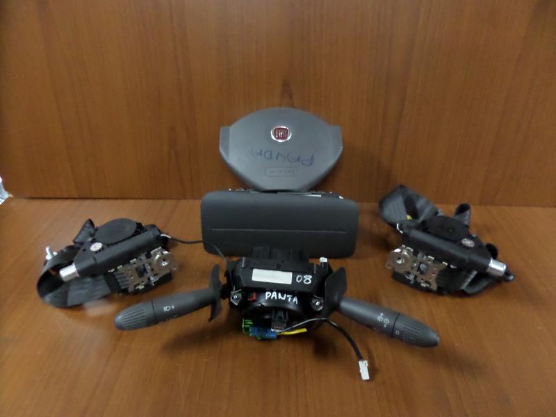fiat panda sport 2007 2012 set airbag. Black Bedroom Furniture Sets. Home Design Ideas