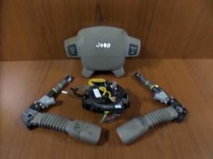 Grand Cherokee 2005-2008 airbag