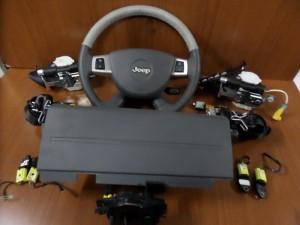 Jeep Cherokee 2008-2013 airbag