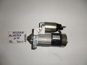 nissan almera n16 1 5cc diesel 2000 miza 300x225 Nissan Almera N16 1.5cc diesel 2000 2006 μίζα