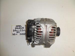 Opel Signum DTi 2003-2008 2.0cc kai 2.2cc δυναμό