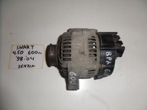smart fortwo 450 98 04 600cc dinamo 300x225 Smart Fortwo 450 1998 2002 600cc δυναμό