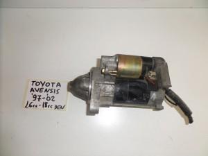Toyota avensis 1997-2003 1.6 kai 1.8cc μίζα