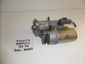 toyota avensis 97 03 2 0cc diesel aftomato miza 300x225 Toyota avensis 1997 2003 2.0cc diesel αυτόματο μίζα