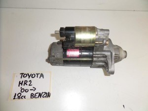 Toyota MR2 2000 1.8cc βενζίνη μίζα