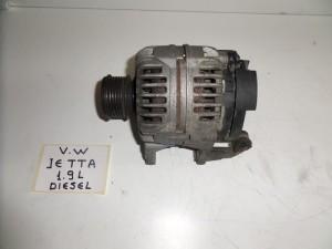 VW Jetta 05-11 1.9cc diesel δυναμό