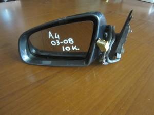 Audi A4 03-08 ηλεκτρικός καθρέπτης αριστερός ανθρακί (10 καλώδια)