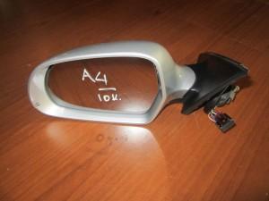 Audi A4 08-12 ηλεκτρικός καθρέπτης αριστερός ασημί (10 καλώδια)
