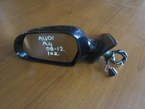 Audi A4 08-12 ηλεκτρικός καθρέπτης αριστερός μπλέ σκούρο (10 καλώδια)