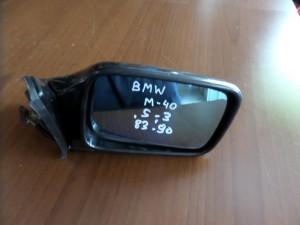 BMW Series 3 E30/M40 1982-1991 ηλεκτρικός καθρέπτης δεξιός μαύρος