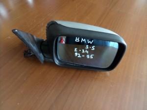 BMW series 5 E34 1991-1995 ηλεκτρικός καθρέπτης δεξιός ασημί