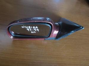 Daewoo Nubira 1997-1999 ηλεκτρικός καθρέπτης αριστερός μπορντό